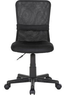 Cadeira De Escritório Multilaser High Back Giratória - Ga199 - Tricae