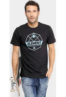 Camiseta Element Dome Masculina - Masculino