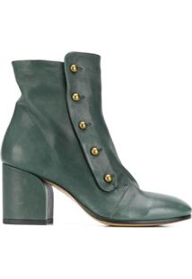 Officine Creative Ankle Boot Lou - Verde