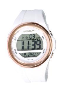 f81e0f40f14 Centauro. Speedo Relógio - Branco Digital Feminino 65097l0