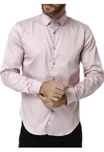 Camisa Manga Longa Urban City Masculina - Masculino