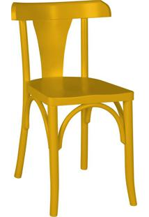 Cadeiras Para Cozinha Felice 78,5 Cm 415 Amarelo - Maxima
