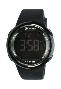 Relógio Digital X Games Xmppd442 - Feminino - Preto