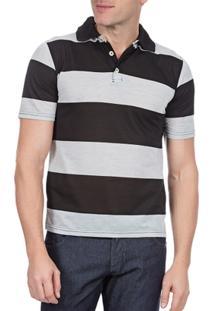 Camisa Colombo Social Com Detalhe - Masculino