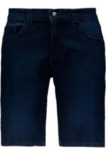 Bermuda Jeans Rusty Bryon Masculina - Masculino-Azul