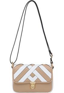 6bb43d244 Bolsa Bege Smartbag feminina | Gostei e agora?