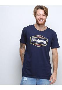 Camiseta Billabong Pacific Masculina - Masculino
