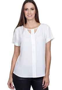 Blusa Love Poetry Comfort Offwhite