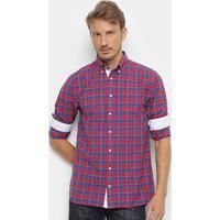 762bd3f281da Camisa Manga Longa Tommy Hilfiger masculina   El Hombre