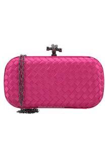 Bauarte - Bolsa Clutch De Tecido Bauarte - Bolsa Clutch De Tecido Pink