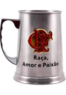 Caneca Minas De Presentes Flamengo Prata