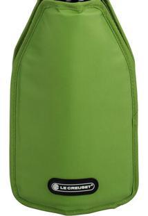 Cooler Sleeve Em Nylon Le Creuset Verde