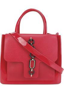 Bolsa Petite Jolie Stella Bag Feminino - Feminino-Vermelho