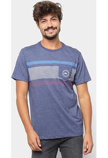 Camiseta Quiksilver Esp Seasons Tee Masculina - Masculino