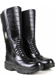 f550aa7e684 ... Bota Top Franca Shoes Segurança - Masculino-Preto