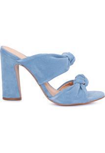 Sandália Feminina Salermo - Azul