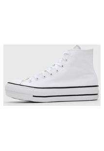 Tênis Converse Chuck Taylor All Star Lift Branco
