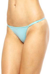 Calcinha Marcyn String Fit Verde