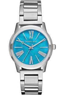 R  1120,00. Zattini Relógio Azul Feminino Michael Kors ... c17a53cb09
