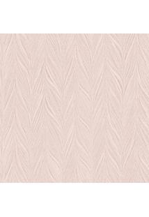 Papel De Parede Abstrato- Rosa Claro & Cinza Claro- Shark Metais