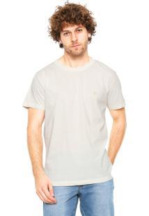 Camiseta Polo Wear Logo Off-White