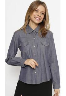 Camisa Jeans- Azulspezzato