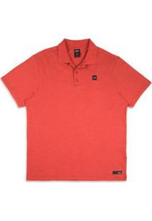 Camisa Polo Oakley Blend - Masculino-Laranja