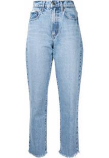 Nobody Denim Calça Jeans Reta Hutton - Azul