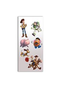 Adesivo De Parede Toy Story - 56X25 Cm - Gedex