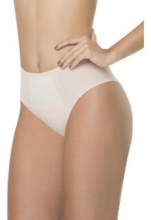 Calcinha Nude Com Rendinha Delrio 51857