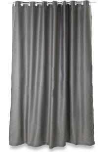 Cortina Em Poliéster Blackout Blend Areia 230X420Cm