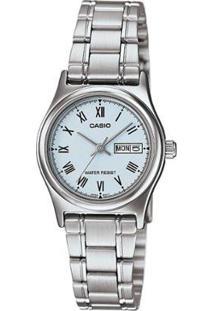 Relógio Casio Ltp-V006D Feminino - Feminino