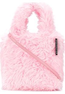 Balenciaga Bolsa Tote Everyday Xxs - Rosa