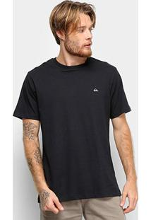 Camiseta Quiksilver Chest Embroidery Masculina - Masculino