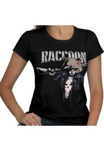 Camiseta Guaxinim Justiceiro