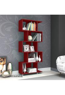 Estante Regular- Vermelha- 184X78,5X31Cmmovel Bento