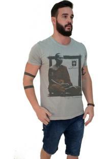 Camiseta Joss Estonada Premium Meditação - Masculino