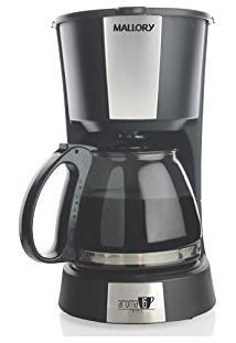 Cafeteira Eletrica Aroma 16/Inox 550W Inox - Mallory - 220V