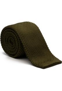 Gravata Key Design - Tricot Green - Masculino