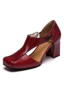 Sapato Sophia Amora / Preto 6001 Mzq Mzq