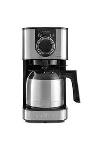 Cafeteira Britânia Concept Touch Inox Bcf39I 30 Cafézinhos 1,2L