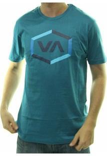 Camiseta Rvca Hex 2 - Masculino