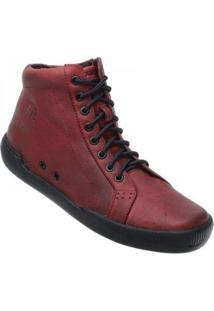 Bota Hayabusa Masculina - Masculino-Vermelho