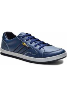 Sapatênis D&R Shoes Casual Masculino - Masculino-Marinho