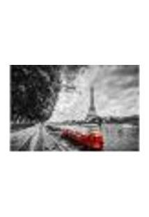 Painel Adesivo De Parede - Torre Eiffel - Paris - 638Pnp