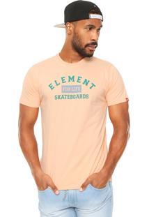 Camiseta Element For Life Coral