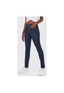 Calça Jeans Coca-Cola Jeans Skinny New York Azul-Marinho