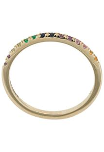 Otiumberg Anel Rainbow - Dourado