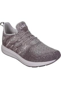 6b2e837eda5 World Tennis. Tênis Olympikus Highline Feminino Casual
