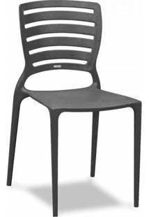 Cadeira Sofia Ii Grafite
